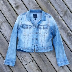 Jessica Simpson Jean Jacket Medium